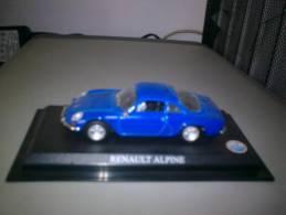 DEL PRADO RENAULT ALPINE NUOVA 1/43 - Automobili