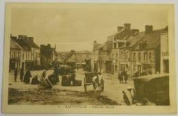 14 - Barneville, Place Du Marché - Otros Municipios
