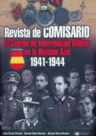Libro: Revista De Comisario. División Azul. 2005. España. - Books
