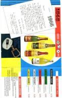 Limoux - Cooperative Blanquette- Publicite Produits 1966 - France
