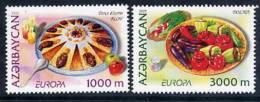 AZERBAIJAN 2005 Europa: Gastronomy NH / ** - Azerbaïjan
