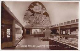 EXHIBITION POSTCARD -EMPIRE, SCOTLAND 1938 - FITTER BRITAIN HALL - Exhibitions