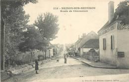 58 BRINON SUR BEUVRON ROUTE DE CHEVANNES - Brinon Sur Beuvron