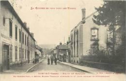 88 SAINT DIE RUE DU 10e BATAILLON - Saint Die