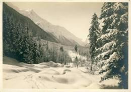 Photo Format 18-12  Chamonix Photographie Alpine Tairraz Chamonix - Places