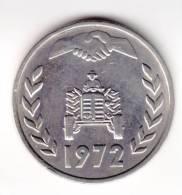 @Y@   Algarije  1 Dinar 1972 FAO   (2202) - Algérie