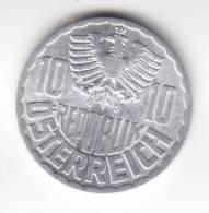 @Y@  OOSTENRIJK  10 Groschen  1963  Xf   (2207) - Oesterreich