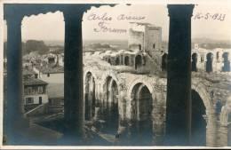 Arles - Carte Photo Des Arénes - Other Municipalities
