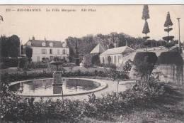 CPA ESSONNE 91 : RIS ORANGIS - La Villa Margerin - Ris Orangis