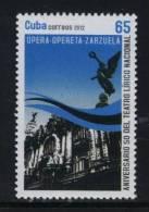 Cuba MNH 2012 Opera - Cuba