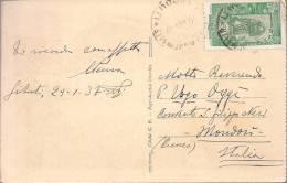 RZ2174 - SOMALIA FRANCESE - DJIBOUTI - 14-7-1936 - TRIBUNE OFFICIELLE- 1937 - Somalie (1960-...)