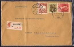 Brief Naar Liechtenstein  NVPH 123, 132, 140 - Periode 1891-1948 (Wilhelmina)