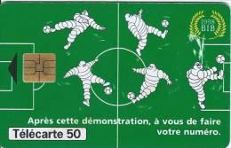 3 Télécartes Dont Une MICHELIN - Frankreich