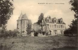 CPA - Blaison - Vieux Château - France
