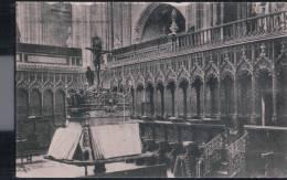 Segovia - Coro De La Catedral - Segovia