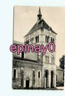B - 03 - EBREUIL - église Saint Leger  - édit. Fougeres - - France