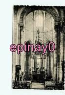 B - 03 - EBREUIL - Interieur De L' église Saint Leger  - édit. Fougeres - - France