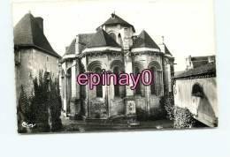 B - 03 - EBREUIL - Abside De L´ église Saint Leger  - édit. Combier - - France