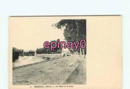 Br - 03 - EBREUIL - Le Pont Et La Jetée - - France