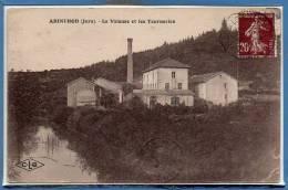 39 - ARINTHOD -- La Valouse Et Les Tournerie - état Pli Et Petite Coupure - France