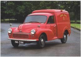 MORRIS MINOR 6 CWT ROYAL MAIL VAN (1961) - Auto/Car - England - Turismo