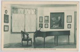 Mozart - Fensterecke In Mozarts Geburstzimmer In Salzburg - Chanteurs & Musiciens