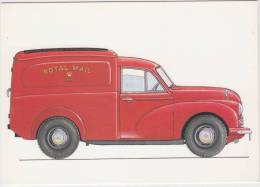 MORRIS MINOR 5 CWT VAN  (1956)  - Auto/Car - England - Turismo