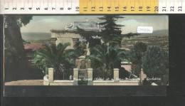 S99804 MONTELIBRETTI MONTE LIBRETTI MONUMENTO AI GARIBALDINI  PANORAMA - Roma (Rome)