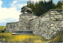 Martelange - Monument Des Chasseurs Ardennais - Martelange