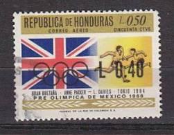 G1533 - HONDURAS AERIENNE Yv N°467 OLYMPIADES - Honduras