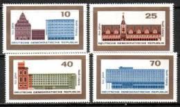 DDR 1126-1129 Postfrisch ** (8940) - Unused Stamps