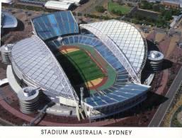 (678) Sport - Stade - Stadium - Sydney Olympic Stadium - Natación