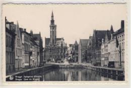 BRUGGE - BRUGES 1950 -  Spiegelrei Gracht Quai Du Miroir, Edit NELS - Brugge