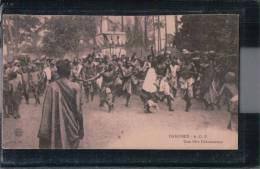 Dahomey - A.O.F. - Une Fete Dahomeenne - Dahome
