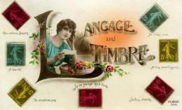 LANGAGE DU TIMBRES - - Fantaisies
