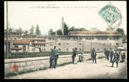 25 BADEVEL / Usine De Messieurs Japy Frères / BELLE CARTE COULEUR - Autres Communes