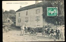 25 BATTENANS LES MINES VARIN / La Fontaine Et Entrée Du Village / - Frankrijk