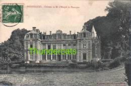 CPA PREMESQUES CHATEAU DE MR D'HESPEL DE FLENCQUE - Châteaux