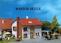 - FALLER - Maison - HO - Réf 131263 - Streckendekoration