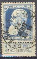 _Me161: N° 76: E11: BLANKENBERGHE - 1905 Grove Baard
