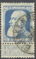 _Me159: N° 76: E11: BLANKENBERGHE - 1905 Grove Baard