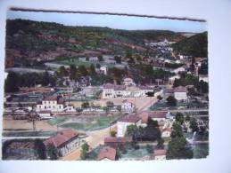 CHEVILLON (52): Carte Postale (aérienne) EN AVION AU-DESSUS DE... Le Quartier De La Gare - Chevillon