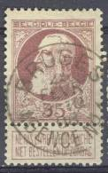 _Me155: N°77 : E13: BRUGES AGENCE N° 1 - 1905 Barbas Largas