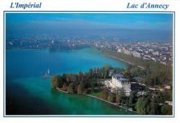 CPSM Le Lac D'Annecy   L1210 - France