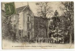 AIGREFEUILLED'AUNIS - Hôpital 118 Des Dames De France. - France