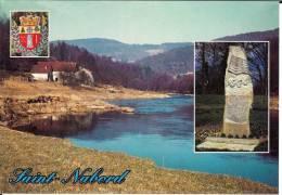 88 - Vosges - Saint-Nabord - Format  10,3 X 14,8 - Saint Nabord