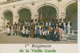 1er Regiment De La Vieille Garde  Charleroi - Charleroi