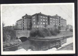 Haags Huis Ongehuwden Rijswijkseweg MESSAGE Under Stamp 1941 (ww21) - Den Haag ('s-Gravenhage)