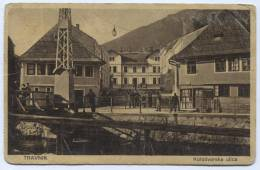 Bosnia And Herzegovina - TRAVNIK, 1921. - Bosnie-Herzegovine