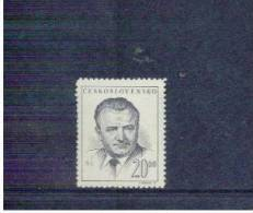 TSCHECHOSLOWAKEI , Czechoslovakia , 1948 , ** , MNH , Postfrisch , Mi.Nr. 555 - Cecoslovacchia